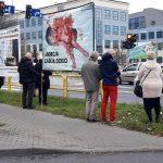 Pikieta Toruń zatrzymaj aborcję